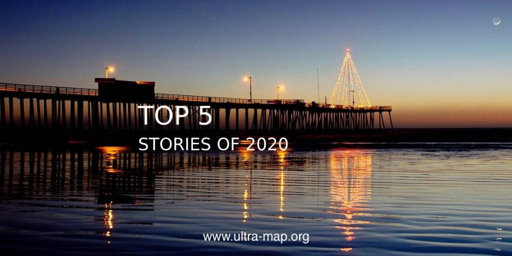 UltraMAP Top 5 stories of 2020