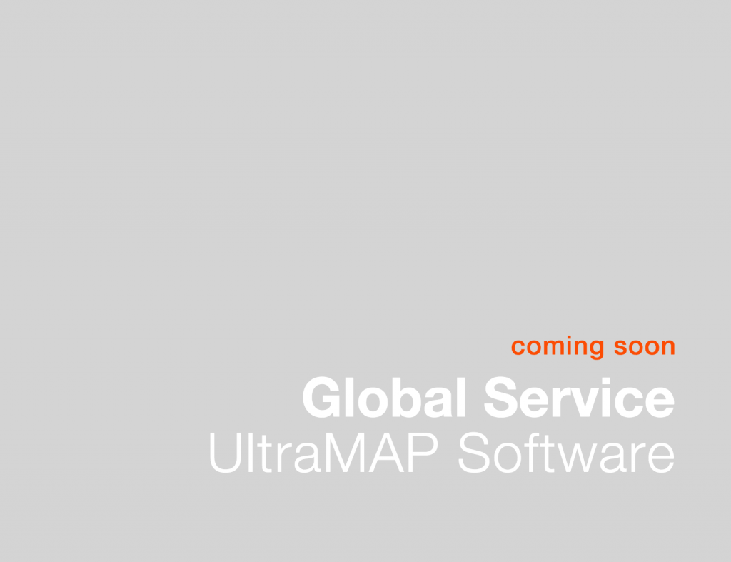 UltraMAP Software