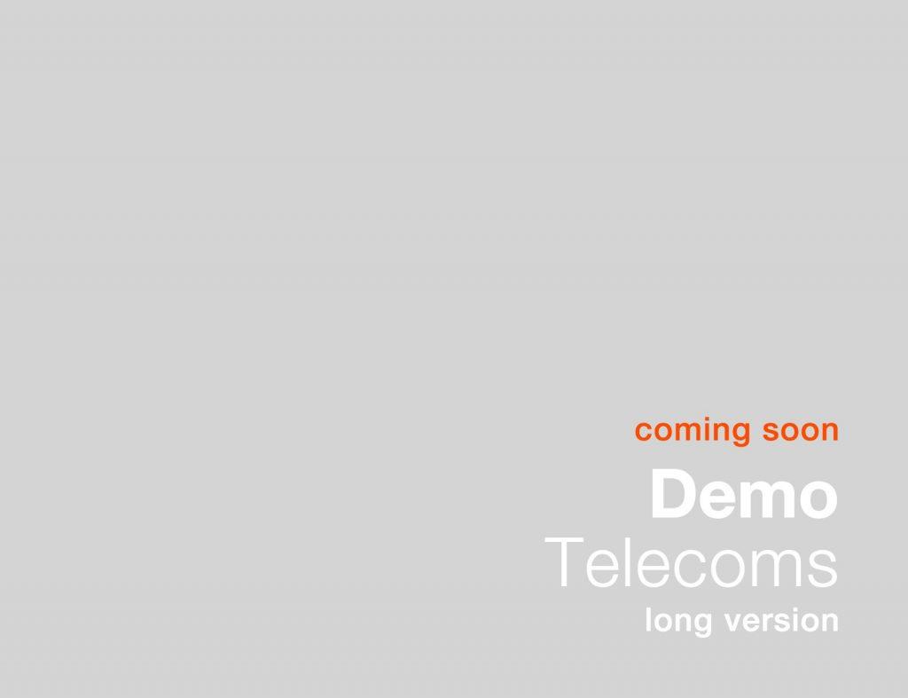 UltraMAP Telecoms